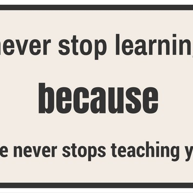 never stop learning explore bcid